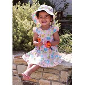 Baby Lulu Utopia Baby Girls Pink Emma Dress Baby