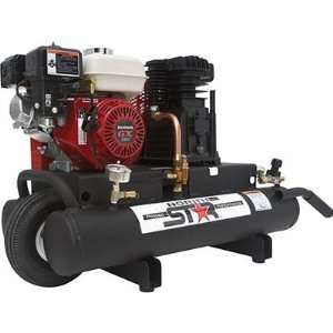 NorthStar Honda 160cc 8 Gallon Twin Tank Air Compressor