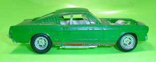AMT 1965 Ford Mustang Fastback 2+2 Annual Original 65 Issued Model