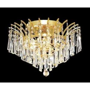 8032F16G Elegant Lighting Victoria Collection lighting