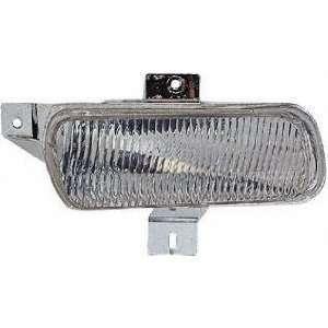 92 95 FORD TAURUS CORNER LIGHT RH (PASSENGER SIDE), Except SHO Model