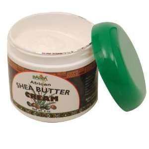 Madina Shea Butter Cream 4oz Jar Beauty