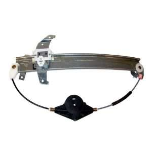 94 97 Lincoln Town Car Front Power Window Regulator Without Motor