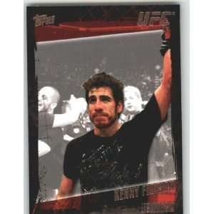 2010 Topps UFC Trading Card # 85 Kenny Florian (Ultimate