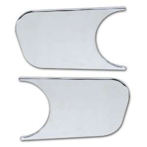 Ford Mustang Chrome Billet Seat Belt Anchor Covers, PR MU0004SC, Fits