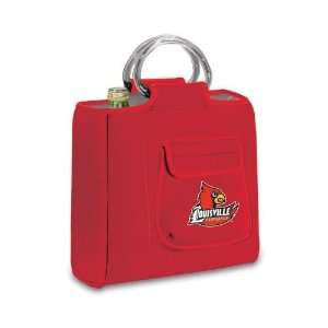 Louisville Cardinals Milano Tote Bag (Red) Sports