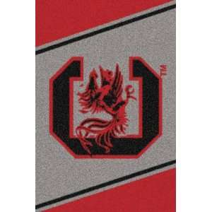 South Carolina Gamecocks NCAA Spirit Area Rug by Milliken