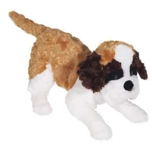 St. Bernard Dog 13 Plush Toy Toys & Games