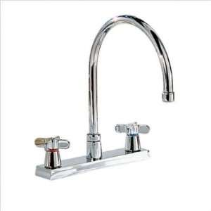 Bundle 05 Heritage 9 Gooseneck Swing Spout Kitchen Faucet
