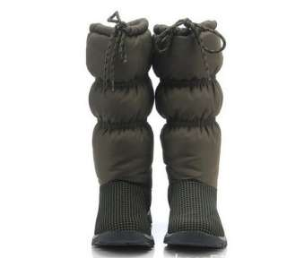 FUR Down Pefect Quality Womens Winter Snow Boots