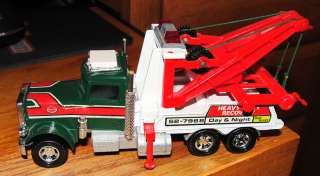 MATCHBOX SUPER KINGS K 20 PETERBILT WRECKER TRUCK 1979