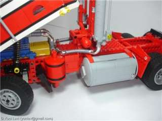 Lego Custom 1978 Kenworth Truck INSTRUCTIONS ONLY