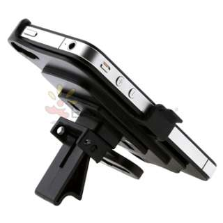 For iPhone 4 4S 4G 4GS 4G 4th Black Gen Car Vent Mount Phone Holder