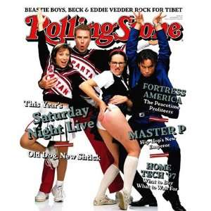 Cast of Saturday Night Live, 1997 Rolling Stone Cover