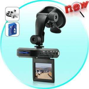 Automotive Vehicle Car Video Camera Recorder DVR Motion Detection, SD