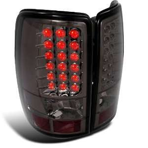 GMC YUKON DENALI/CHEVY TAHOE LED SMOKED TAIL LIGHTS