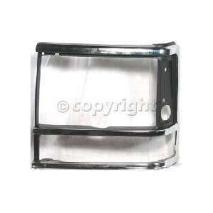 HEADLIGHT DOOR dodge GRAND CARAVAN 88 90 chrysler TOWN & COUNTRY VAN
