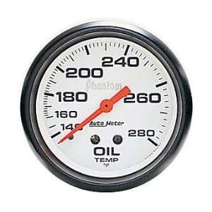 Auto Meter 5741 Phantom Mechanical Oil Temperature Gauge