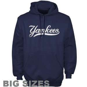 Majestic New York Yankees Navy Blue Classic Big Sizes