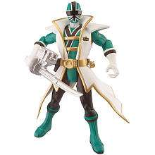 Power Rangers 4 inch Action Figure   Green Ranger   Bandai   Toys R