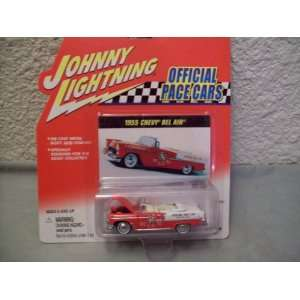 Johnny Lightning Official Pace Cars 1955 Chevy Bel Air