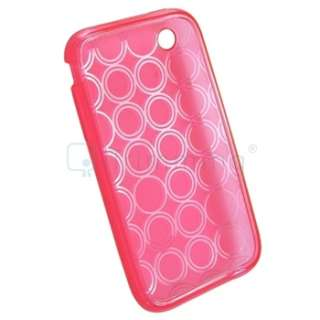 new generic tpu rubber skin case compatible with apple iphone 3g 3gs