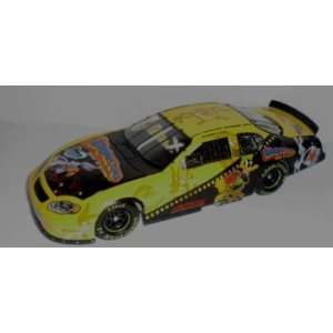 In Action   124 Scale 2003 Monte Carlo Stock Car