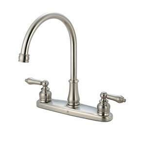 Estate by Pioneer 123390 H10 BN Two Handle Kitchen Faucet