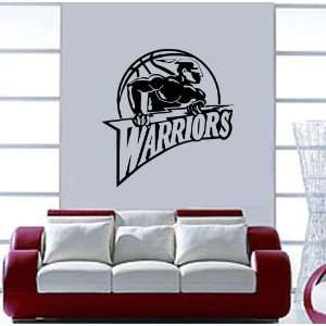 Golden State Warriors NBA Vinyl Decal Sticker / 22 x 21