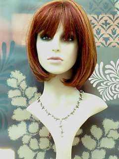 Professional Female Mannequin Head Display Hat Wig etc