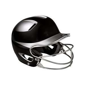 Natural Two Tone Senior Baseball & Softball Helmet