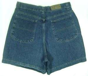 USA MADE   Lee Relaxed Fit Womens Jeans Shorts 12