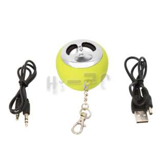 New Mini Apple Shape USB Speaker for  MP4 PC Laptop