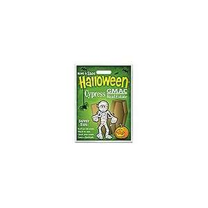 Min Qty 100 Halloween Bags, Full Color Mummy Stock Design, 11 x 15