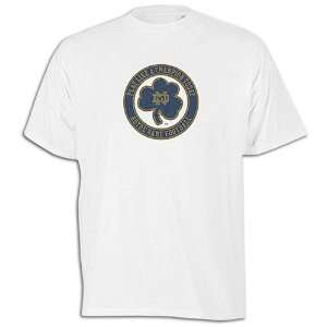 Dame Majestic Big Kids Notre Dame Lucky Token Tee
