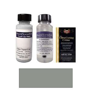 1 Oz. Moonlight Gray Metallic Paint Bottle Kit for 2007
