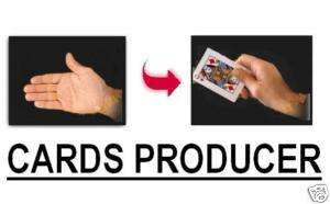 Magic Tricks Cards Producer