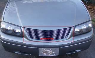 00 01 03 04 05 06 Chevy Impala Billet Grill Grille