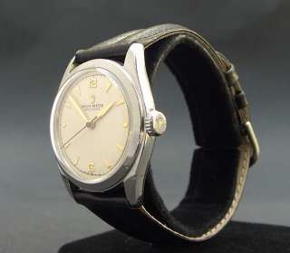 Early 1938 ROLEX Super OYSTER SPEEDKING c.700 15J 6082 SWISS MEN RARE