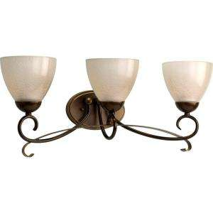 Progress Lighting Nocera Collection Oil Rubbed Bronze 3 light Vanity