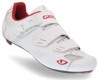 Giro Factor Road Cycling Shoes White Bike New All Sizes