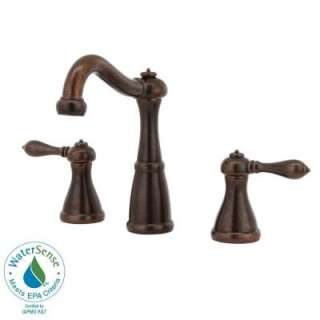 Pfister Marielle 2 Handle High Arc 8 in. Widespread Bathroom Faucet in