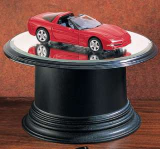 FRANKLIN MINT Turntable DISPLAY for Diecast 124 Scale
