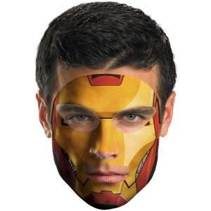 Iron Man Face Tattoo, 69970