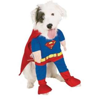 Superman Deluxe Dog Costume, 18836