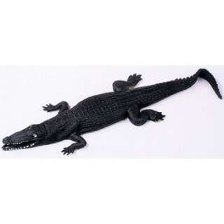 Jumbo Alligator Prop   Decorative Animal Props   15JA06