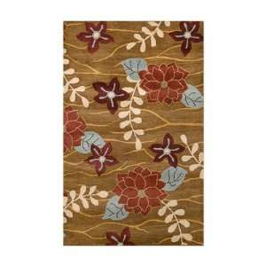 Noble House AVA203811 Avalon  D.Gold Area Rug   8 x 11
