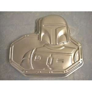 Wilton 1983 Star Wars Boba Fett Cake Pan #502 1852