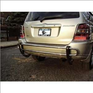 Black Horse Stainless Steel Bumper Guard Free Installation in New York