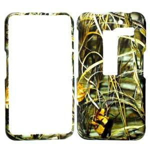 CAMO CAMOUFLAGE HUNTER HARD PROTECTOR SNAP ON COVER CASE Cell Phones